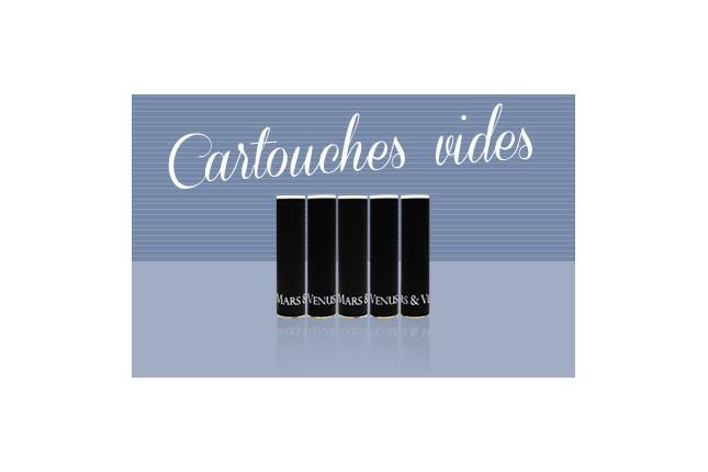 Cartouches Vides M&V