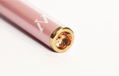 Mars-Venus-slim-ecigarette-femme-rose-diamant-or