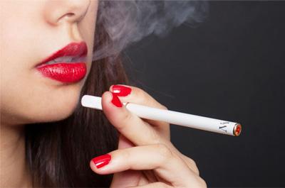 Mars Venus ecigarette femme diamant rouge