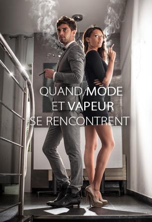 Mars & Venus e-cigarette chic glamour quand mode et vapeur se rencontrent