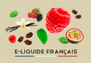 Mars & Venus e-liquide francais made in France
